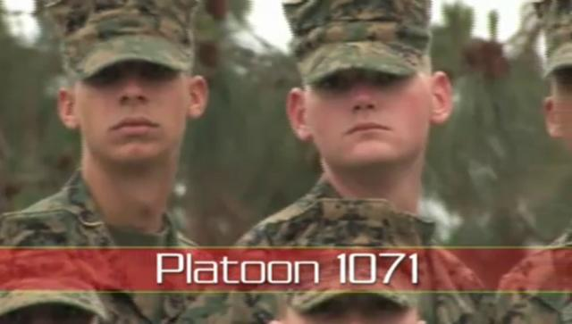 Marine Corps Bootcamp Cadence. on Vimeo