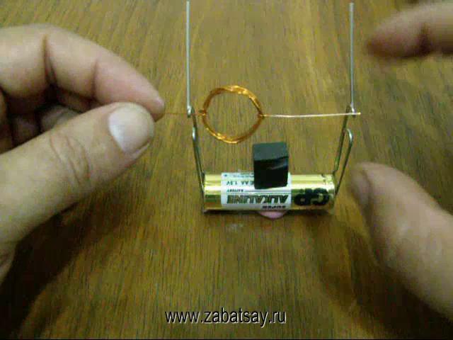 Самодельная электротехника