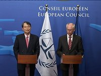 Press Statements: Van Rompuy &#8211; International Criminal Court