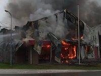 Grote brand in Zelhem