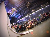 Here you can see Benny Harmanus stalling the top of the be-mag booth at the Winterclash 2010.  filmed and edited by Kai Schmitz