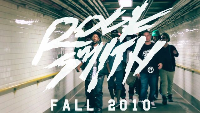 Video: Rocksmith Fall 2010 Lookbook Commercial &#8211; I&#8217;m The Man