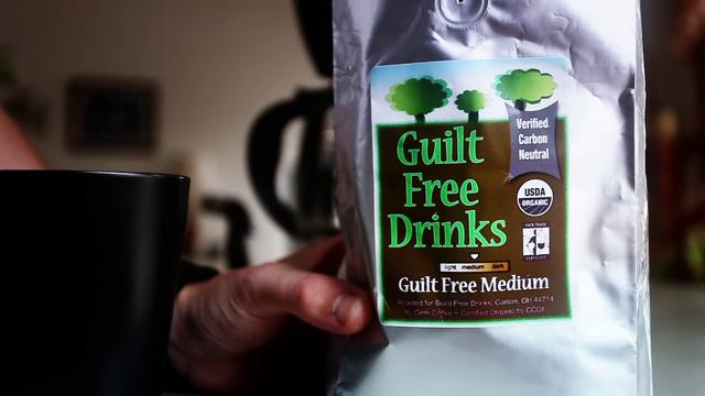 Guilt Free Drinks Coffee Commercial