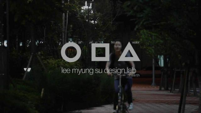 Miniatura del vídeo SEIL bag by Lee Myung Su design lab