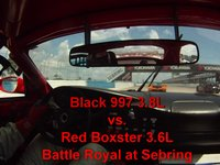 Sebring Battle Royale