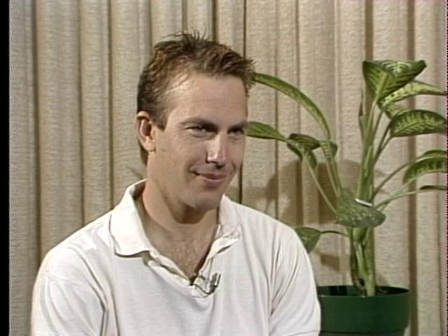 Bobbie Wygant interviews Kevin Costner for American Flyers 1985 on ... Kevin Costner