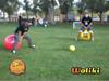 Jumping Soccer