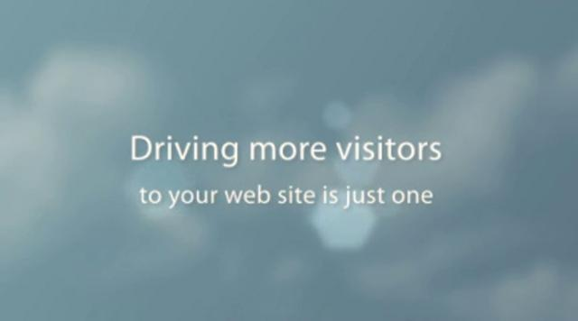 The Best Web Traffic Generating Secret