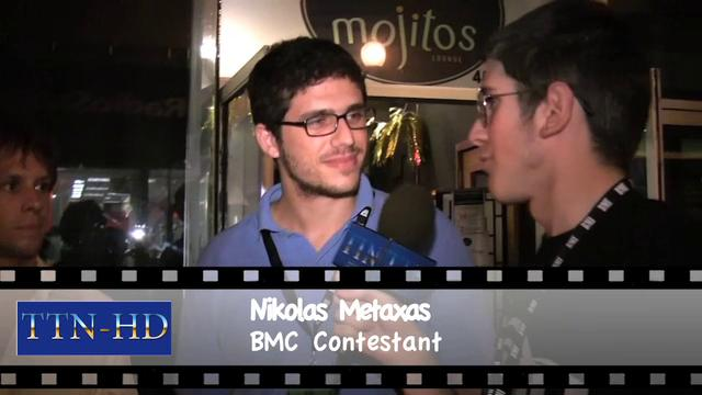 Production Live: Boston Music Conference 2010: Nikolas Metaxas