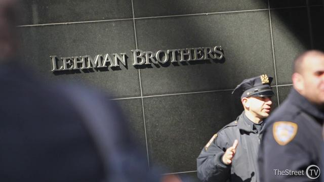 Remembering Lehman Brothers