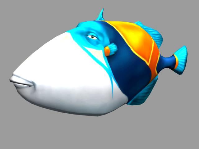 Hawaii State Fish Swim on Vimeo