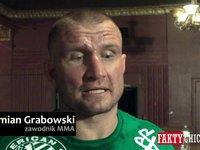 Pierwsza porażka Grabowskiego w MMA