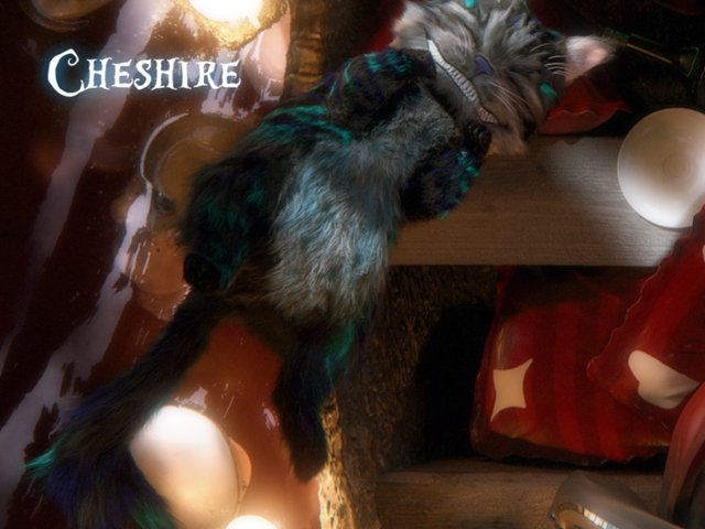 Making Of Fur Why Does A Raven Look Like A Writing Desk