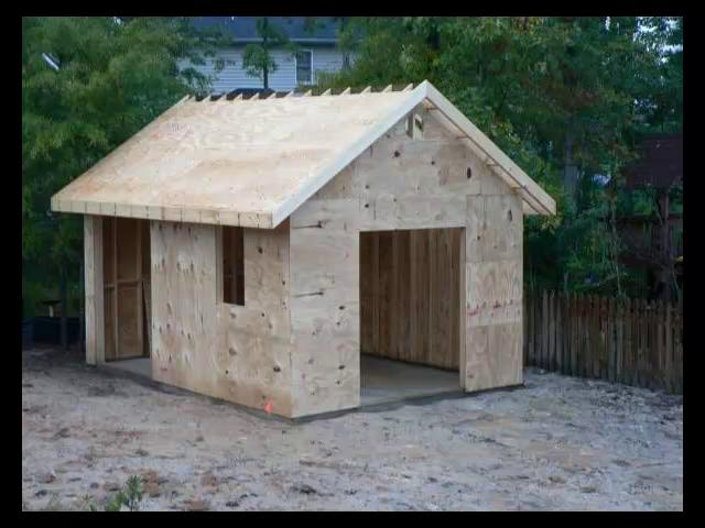 28 Open Shed Plans Home Ideas 187 Pole Building