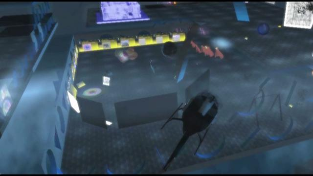 HD MachinimUWA II: Art Theft done in Second Life