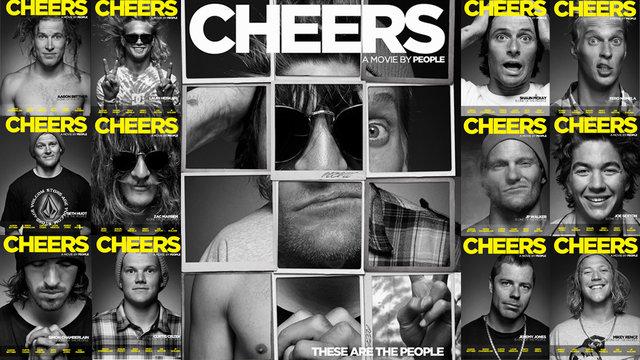 Projekcja Cheers
