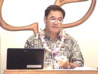 Guest Speaker—Tau Sooto