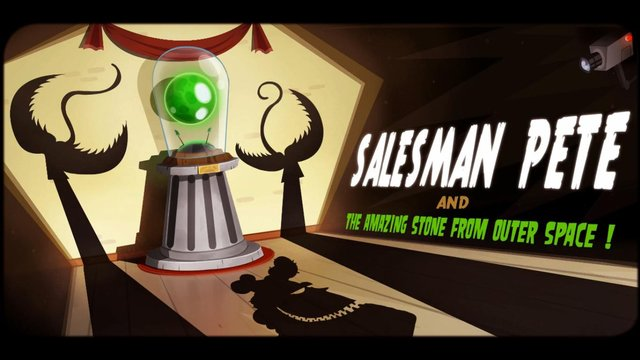 Thumbnail of video Salesman Pete And The Amazing Stone From Outer Space