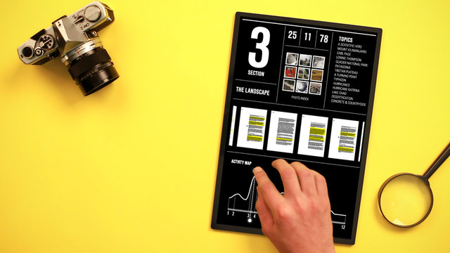 Thumbnail of video IDEO | The Future of the Book.