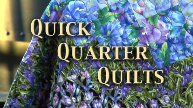 make money fast quilts