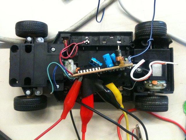 Remote control toy car arduino hack on vimeo