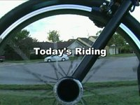Todays Riding September 22, 2010