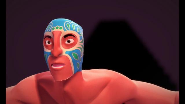 Mexican Luchadores