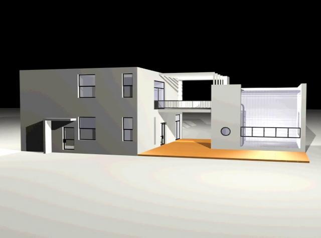 Giuseppe terragni casa sul lago on vimeo for Disegni casa sul lago
