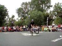 BMX Masters 2010 Contest Run Malte Orth