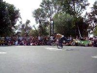 BMX Masters 2010 Contest Run Georgios Perisakis