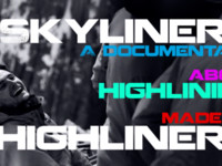 Skyliner: Highlining in the mountains of Chamonix