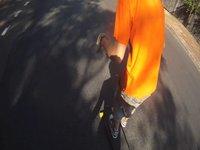 Hectic Longboarding in Sydney