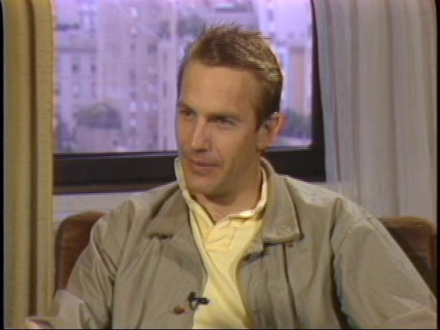 "Bobbie Wygant interviews Kevin Costner for ""Silverado"" on Vimeo Kevin Costner"