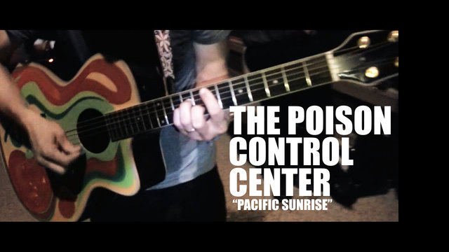 The Poison Control Center - Pacific Sunrise
