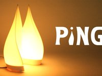Ping: Connected lamps