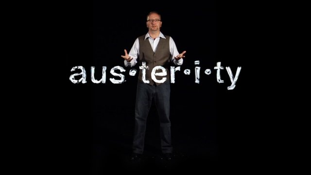 The Watson Institute presents Mark Blyth on Austerity