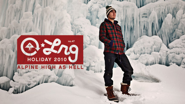 Video: LRG Holiday 2010 Collection