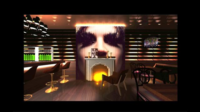 Restaurant lounge bar interior design by eccentric designer picture