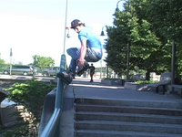 Leftover clips and remixed clips from filming for No Food. No Water. No Tapes. back in 2008-09.