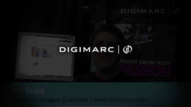 Customer Testimonial: Digimarc for Images - Enterprise Edition