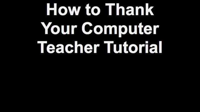 how to become a computer teacher