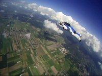 Oxygen Wingsuit Team - Springtime Flights 2010
