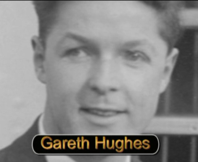 Search of gareth hughes wales very first hollywood silent film star