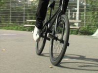 BMX Flatland - Rayk Hahne