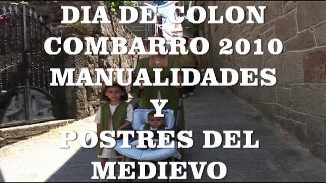 COMBARRO O  DIA DE COLON FESTEJO MEDIEVAL