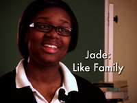Jade Comer: &quot;Like Family&quot;
