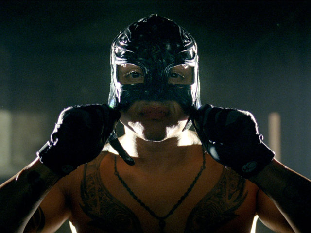 """Syfy WWE SmackDown: Rey Mysterio"" Director's Cut"