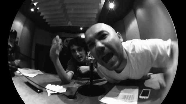 """Vienio Etos 2010 - promocja albumu w audycji """"Extrema"""" w radio Kampus"""