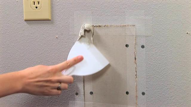 Spackle Walls Before Painting