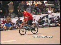 BMX Freestyle Worlds '96: Flatland